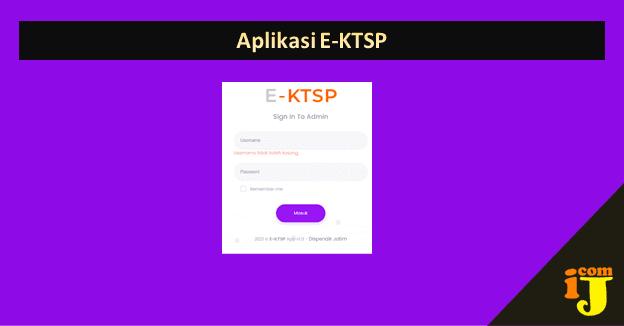 Aplikasi E-KTSP → https://ektsp.ppsma-jatim.com/