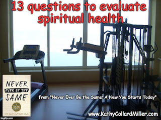 13 Questions to Evaluate Spiritual Health