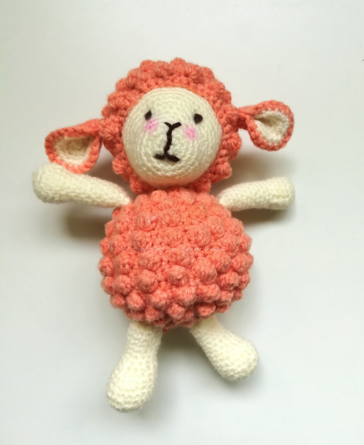 oveja crochet sheep