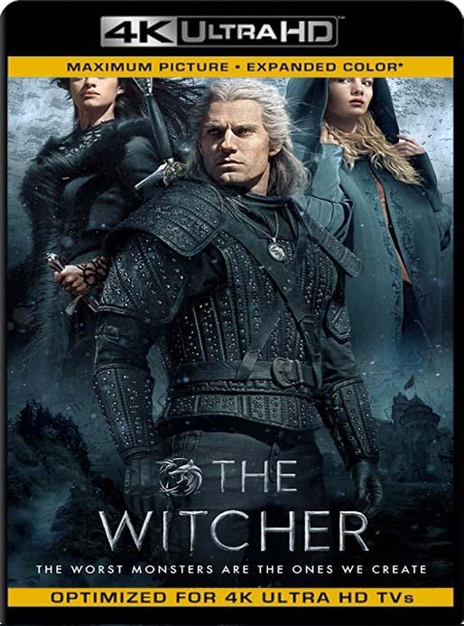 The Witcher (2019) 4K 2160p UHD Latino [GoogleDrive]