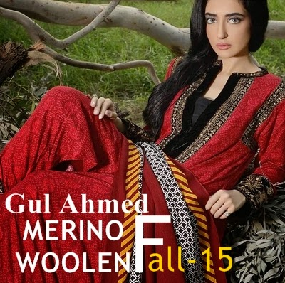cf354e7e2 If yes then Gul ahmed is the ideal warm and trendy clothes provider in  Pakistan. This winter - fall 2014 2015, gul ahmed has brought ...