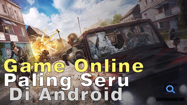 10 Rekomendasi Game Online Terbaik paling seru