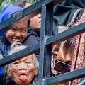 Mobil Truk Muatannya Lebih Dari 10 Orang Akan di Tilang di Tana Toraja