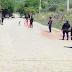 Presuntos miembros del CJNG instalan retenes