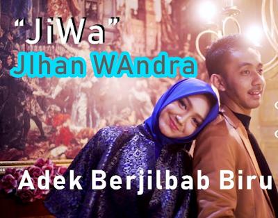 Lagu Cover Jihan Audy Adek Berjilbab Biru Mp3 Ft. Wandra Versi Dangdut Koplo 2019