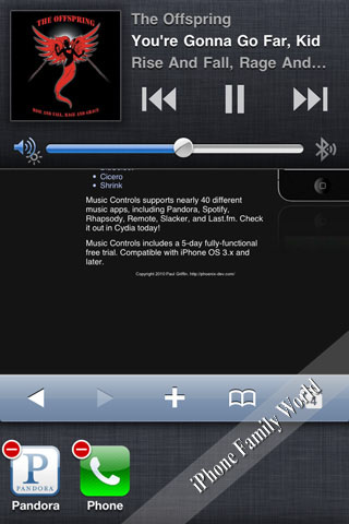 Latest Music Controls Pro 6 x Updated To 1 0 6 1-3 ~ iPhone Family