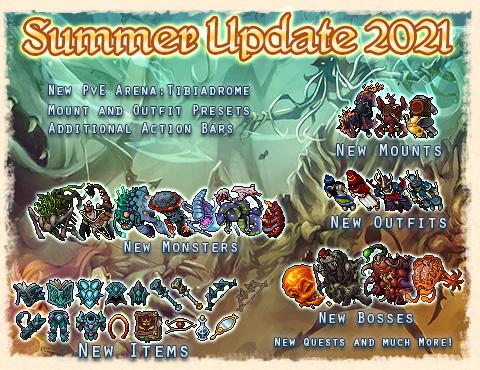 Summer Update 2021