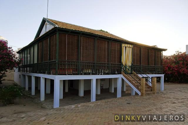 Punta Umbría. Casa de estilo inglés