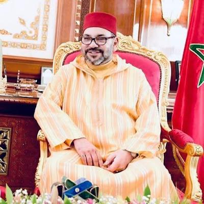 الأنشطة الملكية - الملك محمد السادس يتبادل التهاني مع قادة الدول الشقيقة والصديقة بمناسبة حلول السنة الميلادية الجديدة 2020