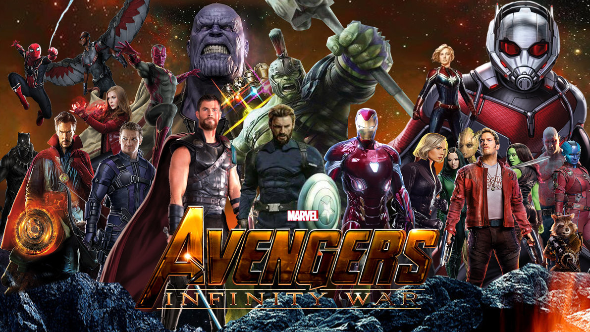 Avengers Infinity War Wallpapers - Movie Wallpaper