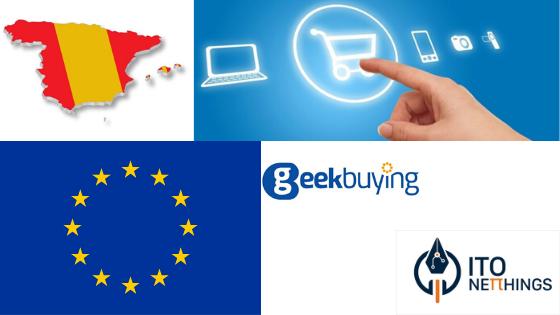 Excelentes (mesmo!) Oportunidades nos Armazéns Europeus da GeekBuying