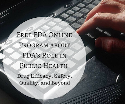 Free FDA Online Program