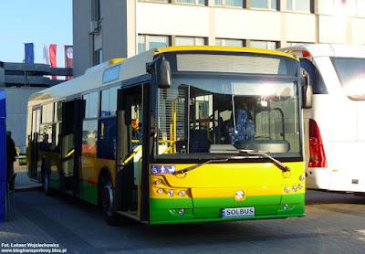 Solbus SM12 LNG
