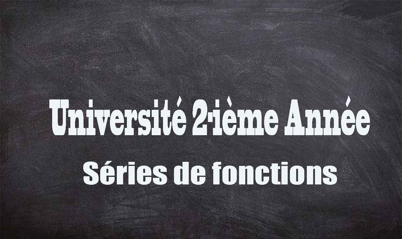 series-fonctions