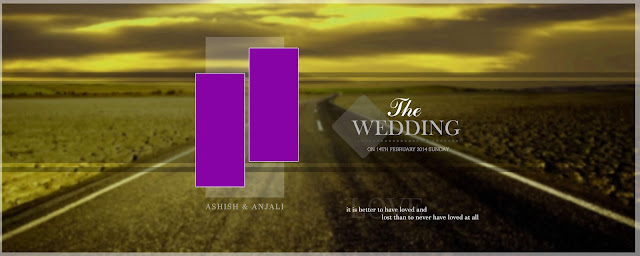 New Wedding Album Templates Psd files Free Download