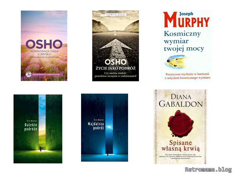 moja lista książek