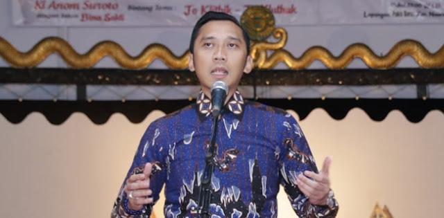 Ibas: Jangan Sampai Indonesia Disebut Bangsa Gagal Karena Tidak Mampu Selamatkan Rakyat