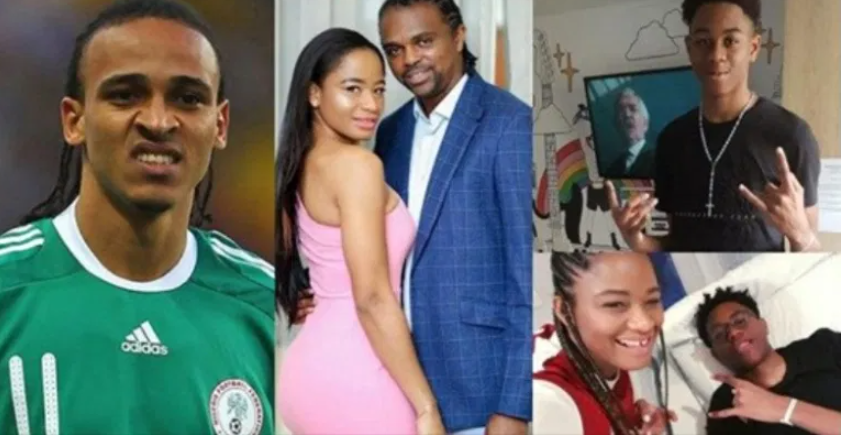 """""""Stop disturbing me with text"""" – Peter Osaze Odemwingie slams Nwankwo Kanu's wife, accuse her of practicing fake Christianity"""