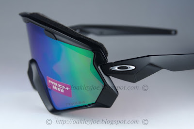 1d4e032ee7b matte black + prizm jade iridium  215 lens pre coated with Oakley  hydrophobic nano solution complete set comes with microfiber pouch