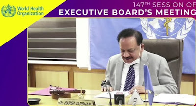 Harsh Vardhan elected as Chair of Executive Board of WHO: Highlights with Details