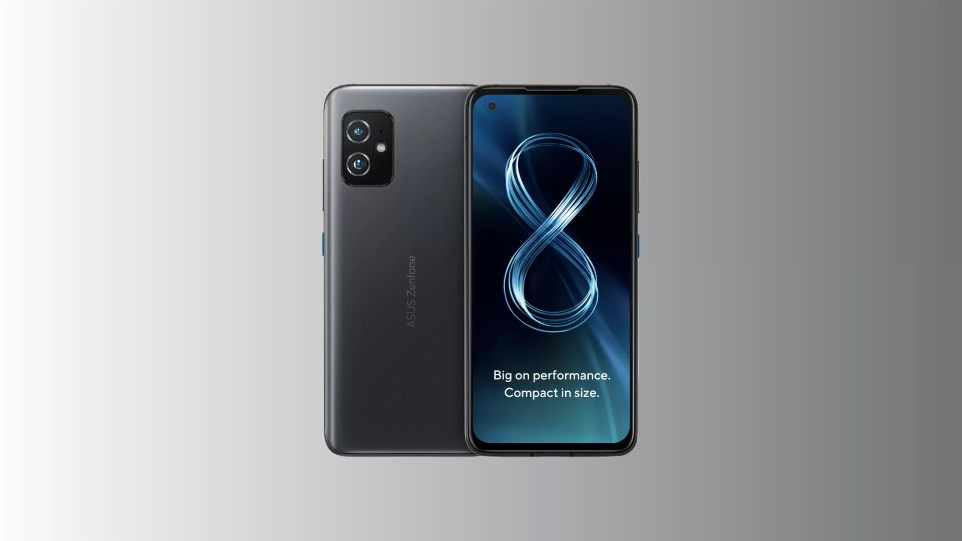 ASUS Zenfone 8 স্মার্টফোনটি হয়েছে লঞ্চ