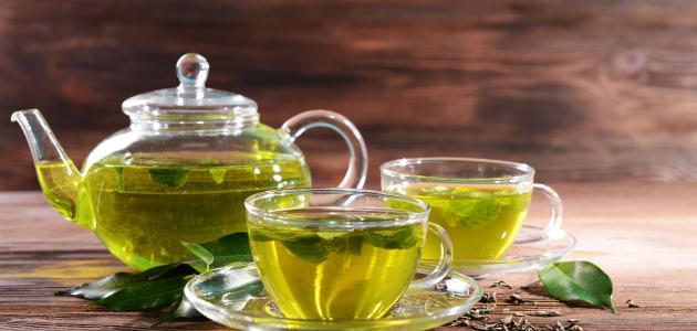 هل تعلمون مافوائد الشاي الاخضر للبشرة والجسم وهل تنقص الوزن ؟