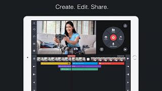 KineMaster Aplikasi Pengeditan Video Terbaik Untuk iPad