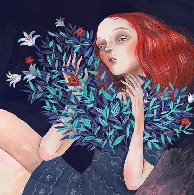 """Flowers"" - Helena Perez Garcia 