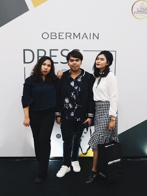 OBERMAIN DRESS FOR SUCCESS
