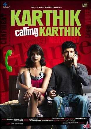 Karthik Calling Karthik 2010 Full Hindi Movie Download BRRip 720p