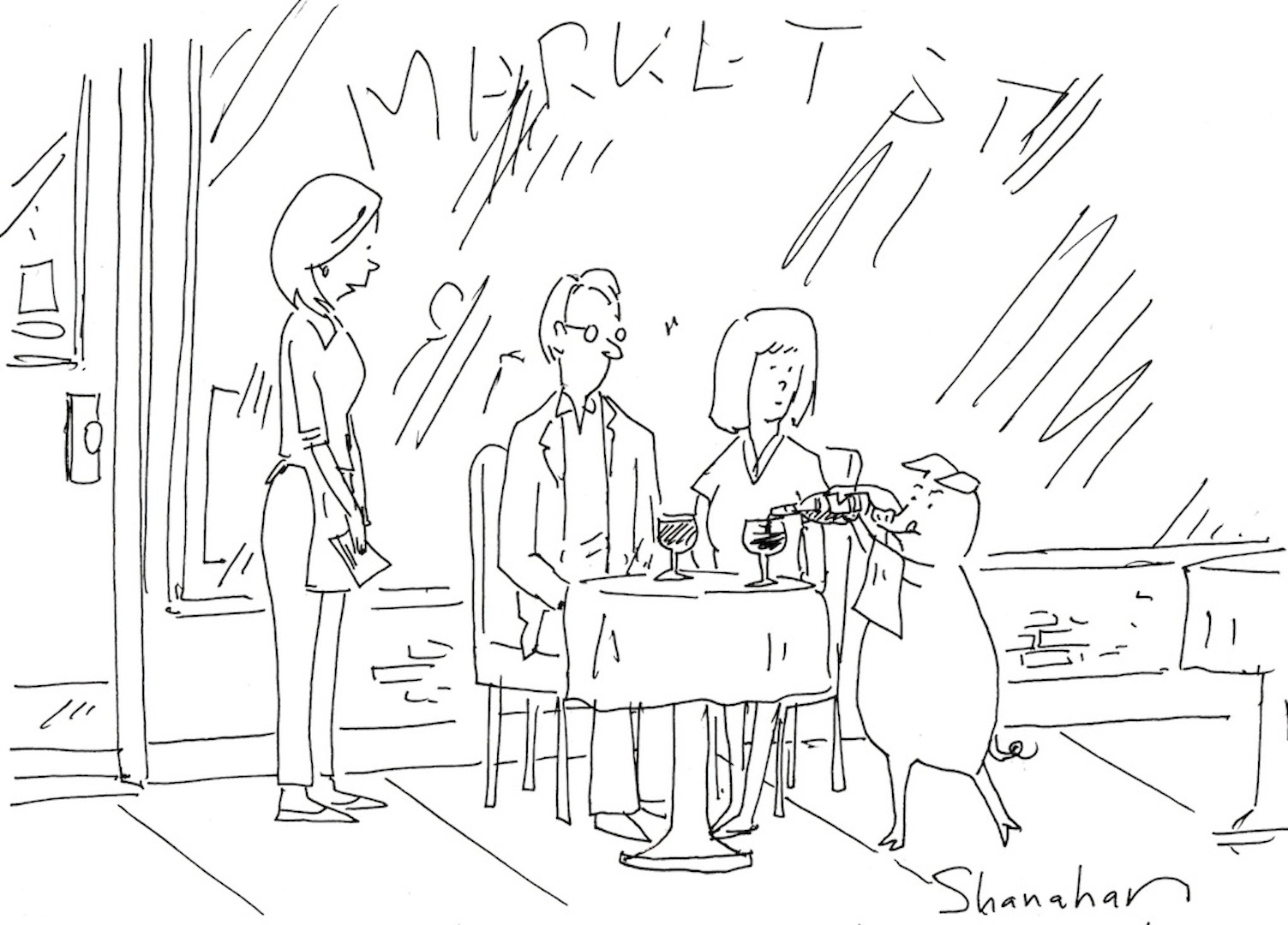 Attempted Bloggery: A Year of Captioning