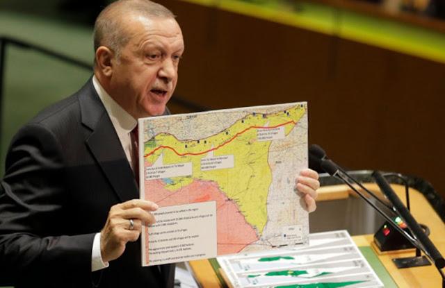Ο Ερντογάν και το πραγματικό συριακό παιχνίδι
