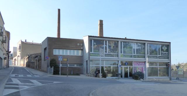 La Fassina Balnyà i oficina de turisme