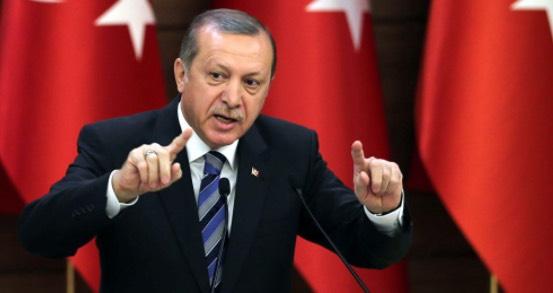 Amaran Berani Mati Erdogan Buat Israel Dan Sekutunya