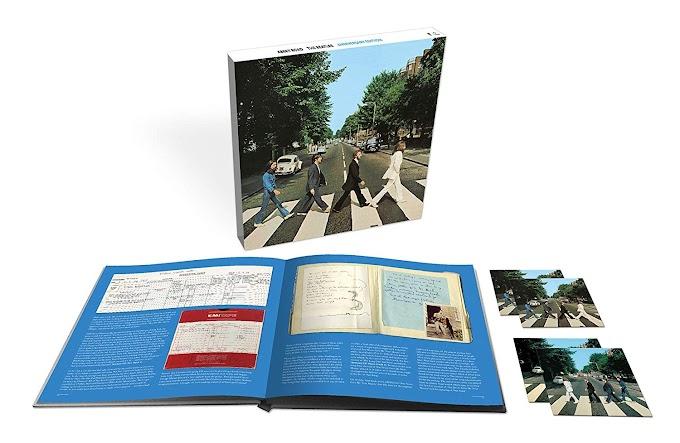 アルバム『Abbey Road』50周年記念盤 2019年9月27日世界同時発売