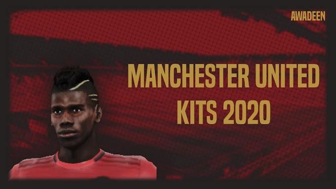 Manchester United Kits 2019/2020-Dream League Soccer Kits
