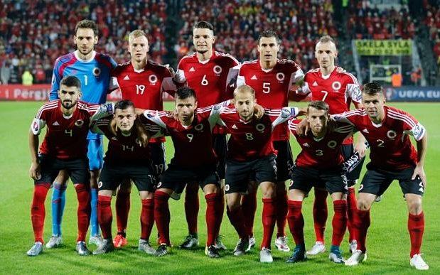 Skuad Timnas Albania Euro 2016