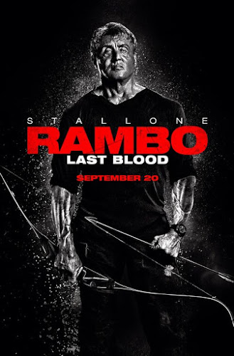 Rambo: Last Blood (BRRip 720p Dual Latino / Ingles) (2019)