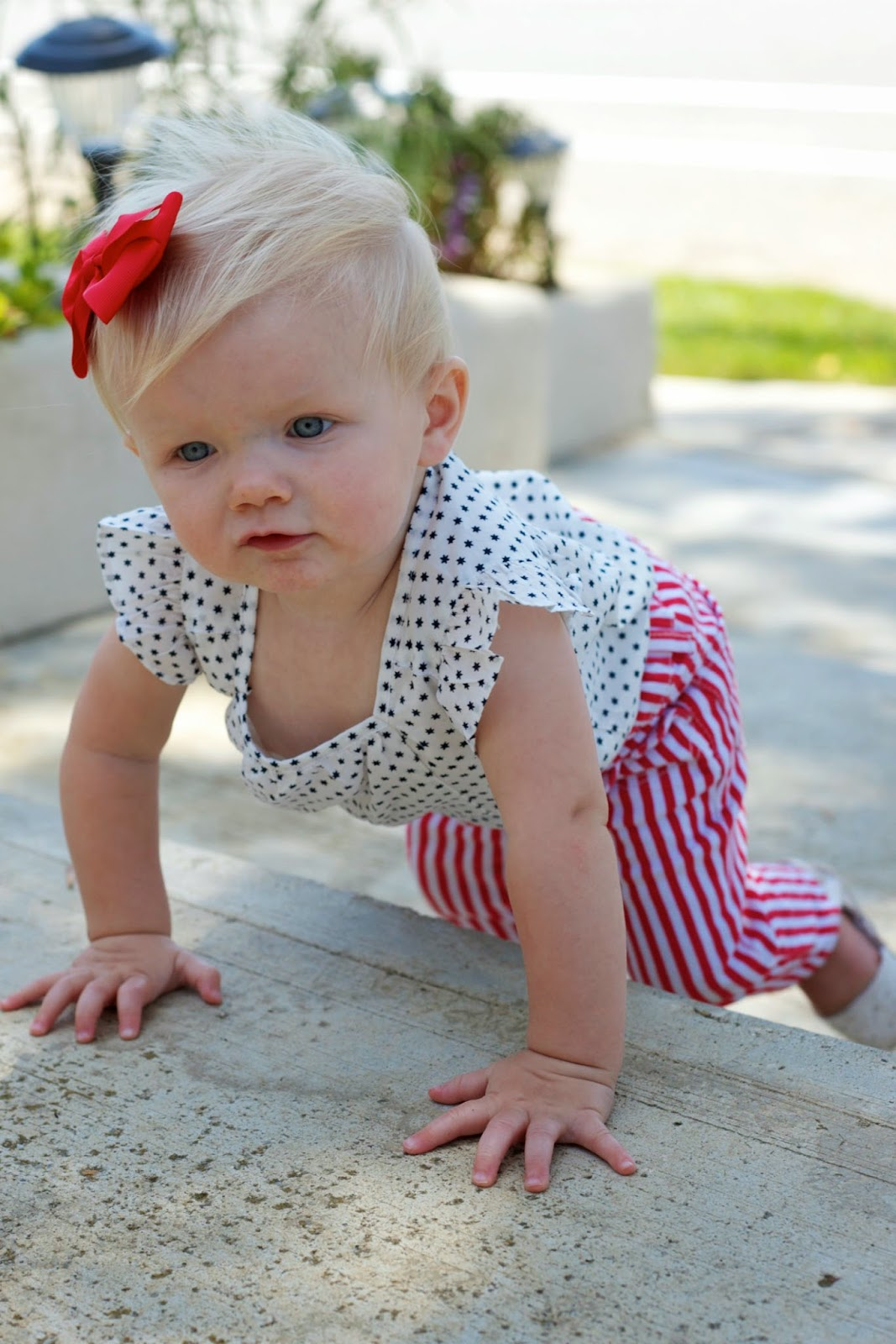 Year Of The Bib Outfit Ideas For Babies First 4th Of July