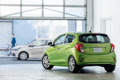 Downloadable 2016 Chevrolet Spark Brochure