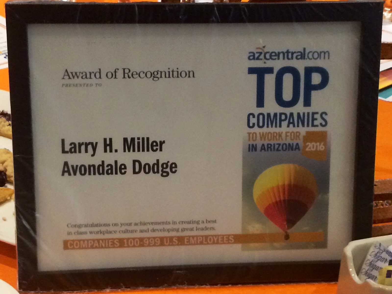 larry h miller dodge ram avondale top workplace in arizona larry. Cars Review. Best American Auto & Cars Review