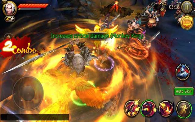 Romance of Heroes:Realtime 3v3 Mod F.u.l.l