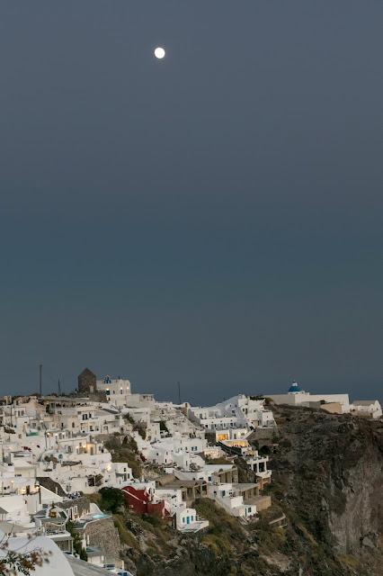 Tramonto ad Imerovigli-Santorini