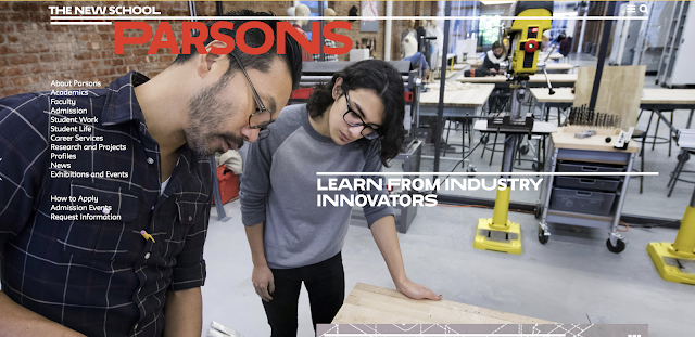 Parsons  | Art & Design School