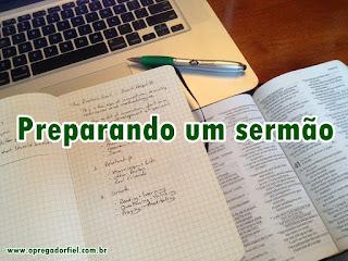 Preparando um sermão