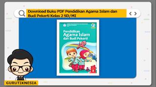 download ebook pdf  buku digital pendidikan agama islam kelas 2 sd/mi