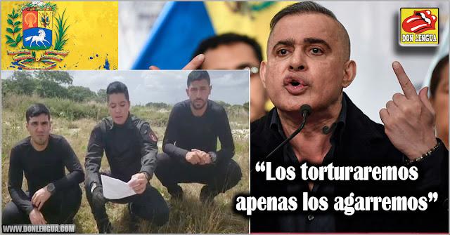 Tarek le exige a Brasil que le entregue a los 5 militares de la Operación Aurora