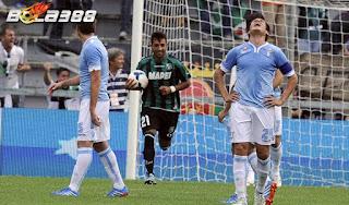 Agen Bola Terpercaya : Prediksi Skor Lazio Vs Sassuolo 1 Maret 2016