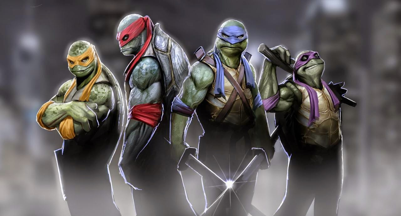 Michael Bay's TMNT dominates its opening weekend box office, robbing Guardians of the Galaxy of its August record