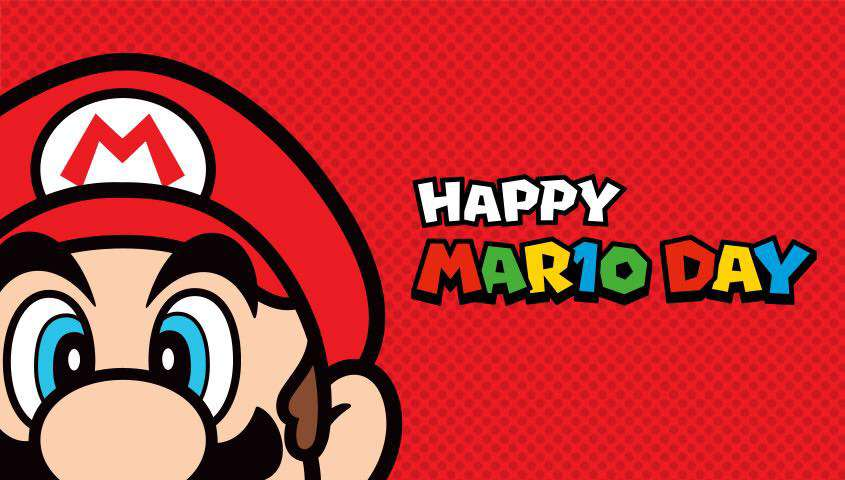 Mario Day Wishes Lovely Pics